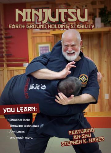 Ninjutsu Earth Ground Holding Stability - Stephen Hayes