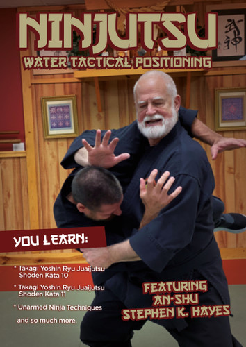Ninjutsu WATER Tactical Positioning - Stephen Hayes ( Download )