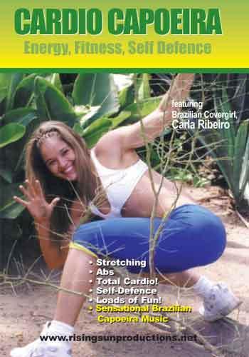 Cardio Capoeira Box Set ( 3 DVDs ) -  ( Download )