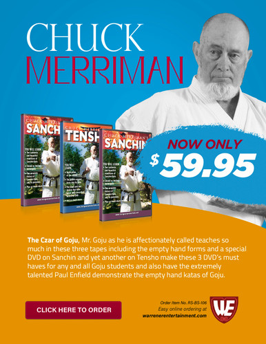 Chuck Merriman Box Set ( 3 DVDs )