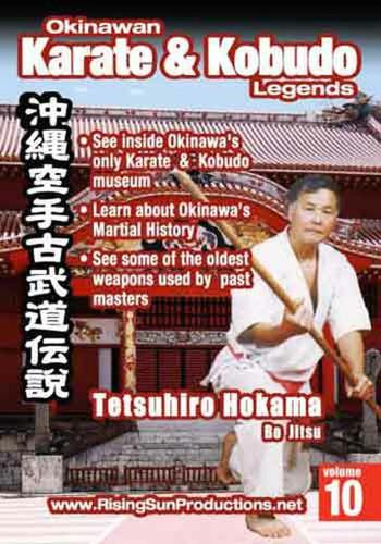 OKKL Tetsuhiro Hokama Bo Jitsu Vol. 10 ( Download )
