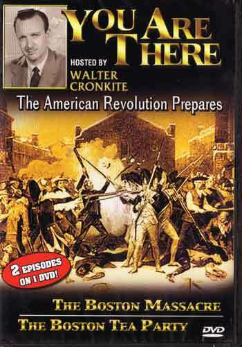 You Are There: The American Revolution Prepares ( Download )
