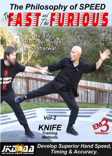 Fast and Furious Vol. 2 Knife Training Methods ( Download )