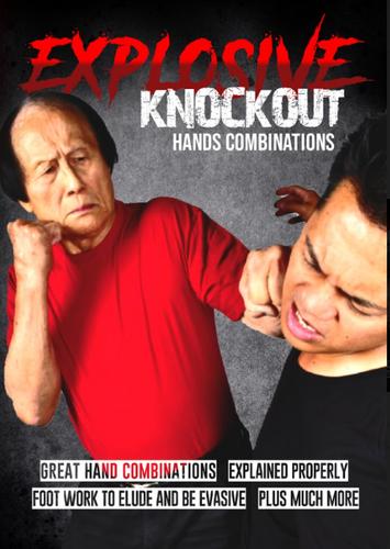 Leo Fong Explosive Knockout Hand Techniques