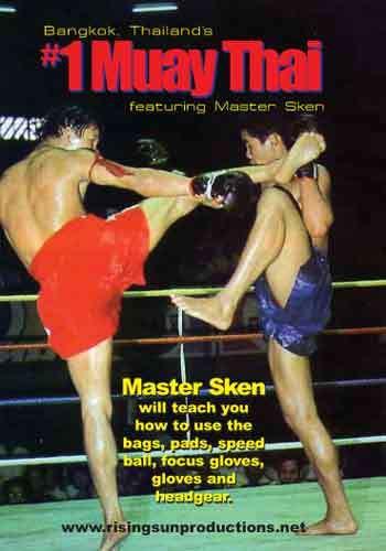 Muay Thai Master Sken Box Set  ( 2 DVDs ) - ( Download )