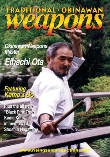 Shorin Ryu Master Ota Box Set ( 3 DVDs ) - Download