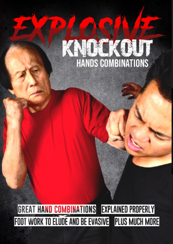 Leo Fong Explosive Knockout Hand Techniques -  ( Download )