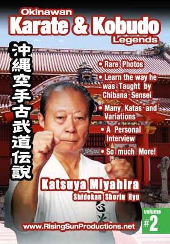 OKKL Katsuya Miyahira Shidokan Shorin Ryu Vol. 2