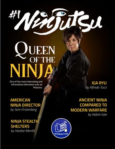 Ninjutsu Magazine #1 - Download ( FREE )