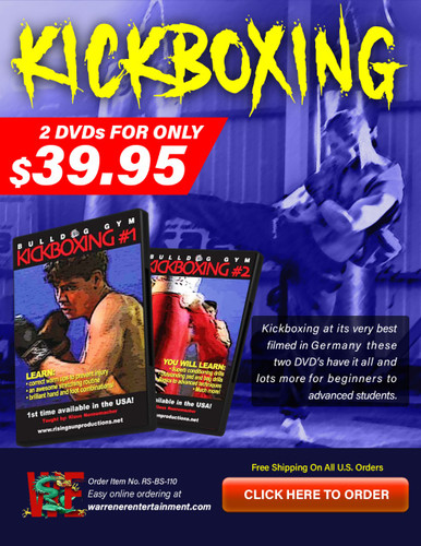 Kickboxing - Box Set ( 2 DVDs )