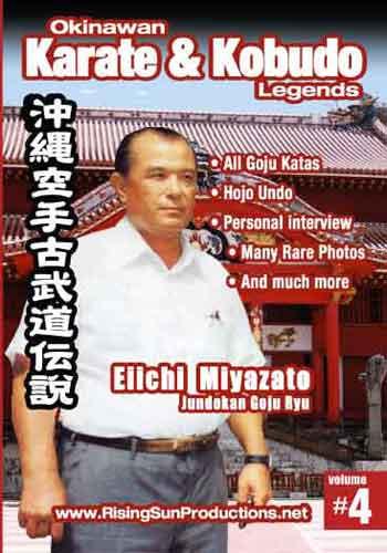 OKKL Eiichi Miyazato Jundokan Goju Ryu Vol. 4