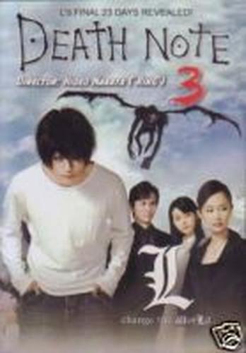 Death Note 3 ( Download )