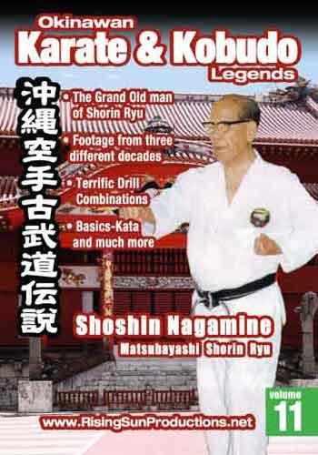 OKKL Shoshin Nagamine Matsubayashi Shorin Ryu Vol. 11