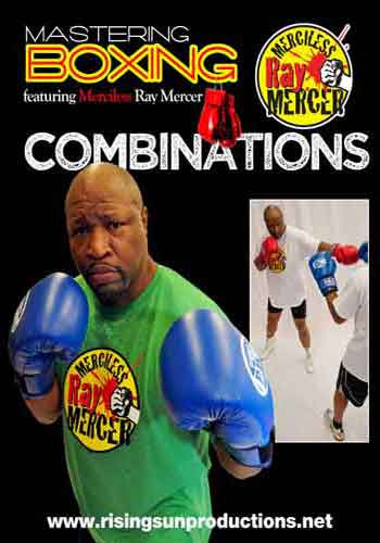 Mastering Boxing: Combinations with Ray Mercer