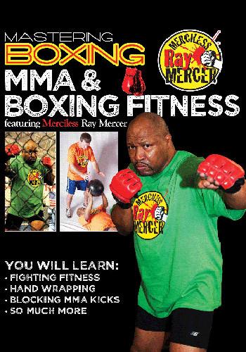 Mastering Boxing Ray Mercer Box Set ( 6 DVDs )