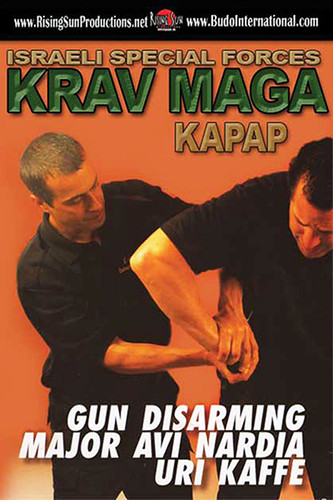 Israeli Krav Maga Gun Disarming