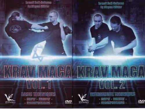 Krav Maga Set - Volume 1 & 2