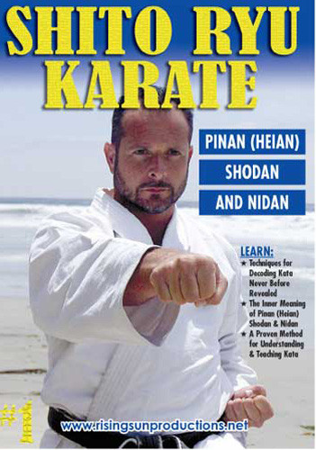Shito Ryu Karate  Box Set ( 6 DVDs )