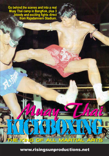 Muay Thai Kick boxing (The King Of All Arts)