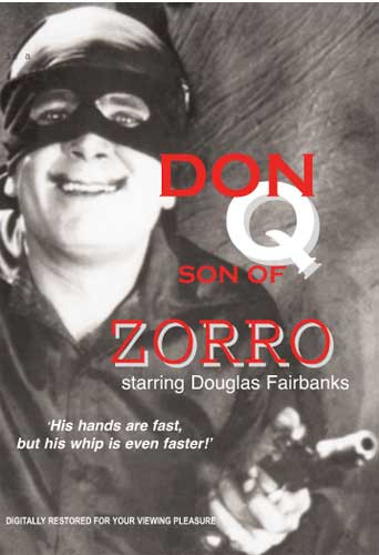 "Don ""Q"" Son Of Zorro"
