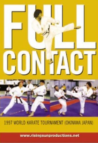 Full Contact 1997 World Karate Tournament ( Okinawa Japan )