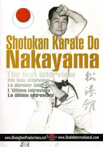 Shotokan Karate Do - Nakayama