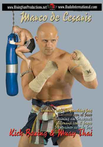 Marco de Cesaris: Kick boxing & Muay Thai