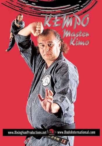 Kempo with Master Kimo Ferreira