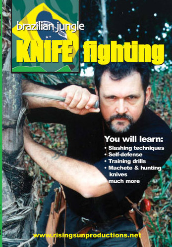 Knife Fighting Jungle