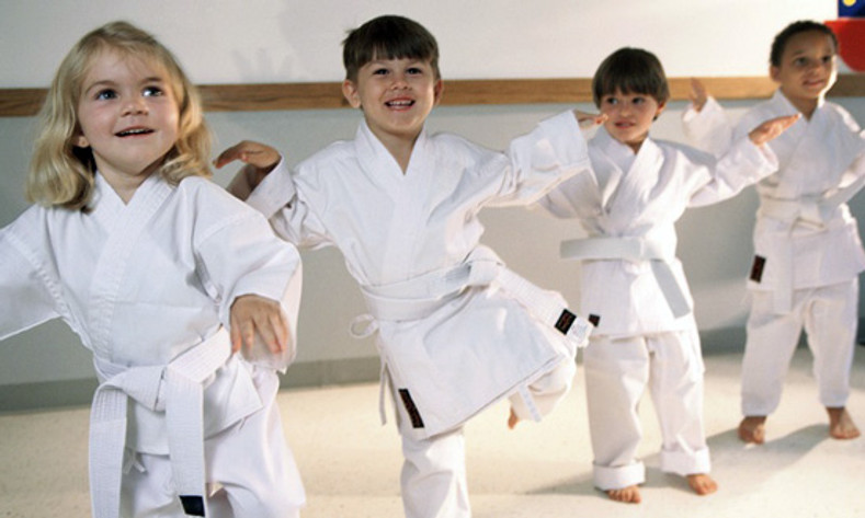 The Best Age to Start Karate
