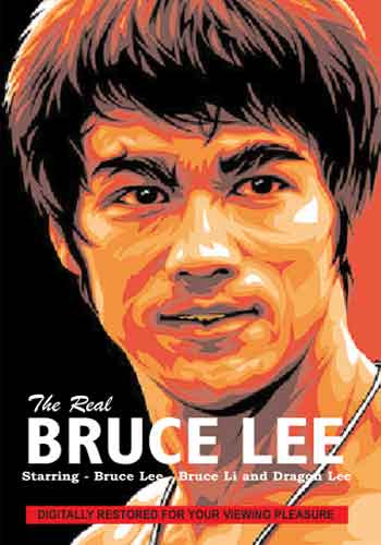 The Real Bruce Lee - Warrener Entertainment