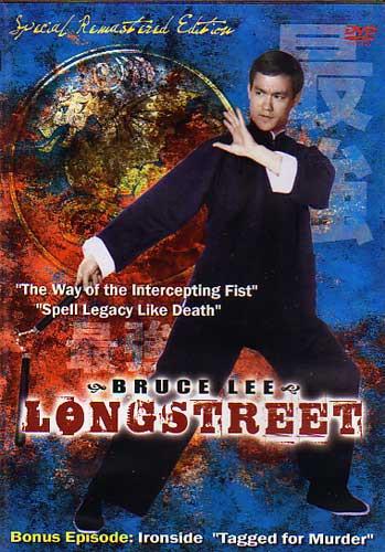 Bruce Lee Longstreet #1 (Download) - Warrener Entertainment