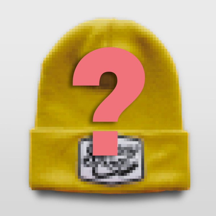 """Check out our mystery beanies, this is a fun way to shake things up because you never know what color/style beanie you will get!!  And they are only $6.99 for a good quality """"random"""" beanie!!"""