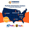 Multiple Distribution Centers Across United States