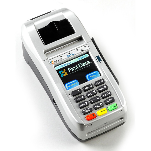 First Data FD 130 (Brand New & EMV Enabled Terminal)