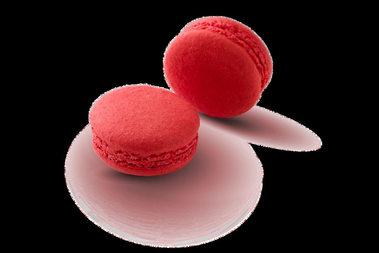 Berry Macarons
