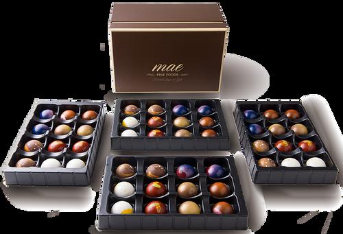 48 Classic Gourmet Bonbons | Buy Online Gourmet Chocolate