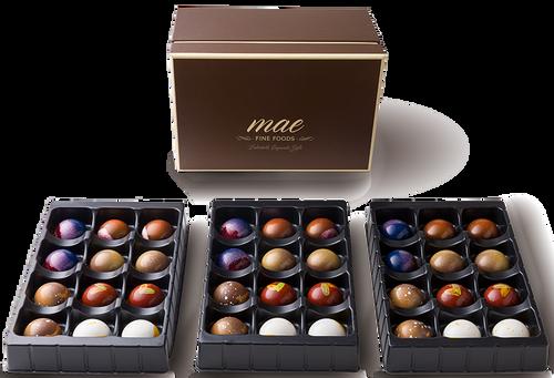 36 Gourmet Bonbons   Buy Online Gourmet Chocolate