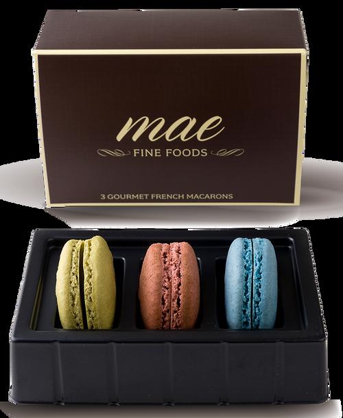3 Classic French Macaron | Buy online Gluten Free