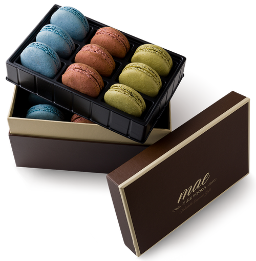 18 Classic French Macaron | Buy Online Gluten Free