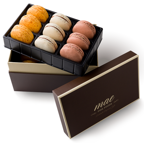 Sabores Mexicanos 18pc Gift Box Macarons | Buy Online