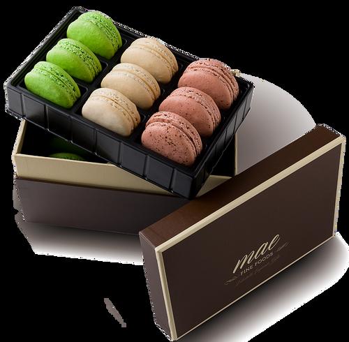 18 Coffee House Macarons | Buy Online