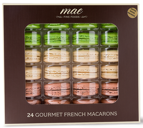 24 Coffee House Macarons | Buy Online