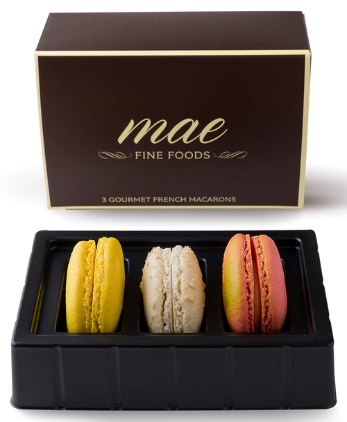 3 Island Macarons | Buy Online Gluten Free