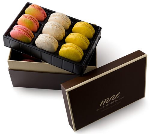 18 Island Collection Macarons | Buy Online Gluten Free