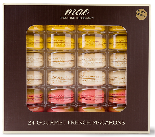 24 Island Collection Macarons | Buy Online Gluten Free