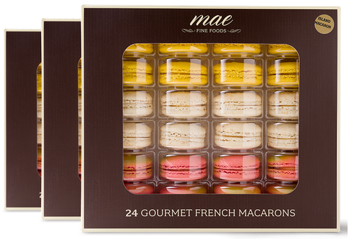 72 WHOLESALE MACARONS ISLAND COLLECTION
