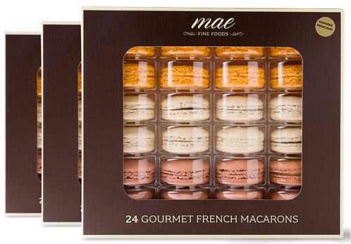 72 WHOLESALE MACARONS SABORES MEXICANOS  COLLECTION
