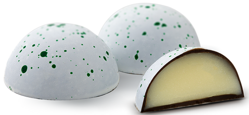 Fabbri White Mint Gourmet Chocolate Bonbons