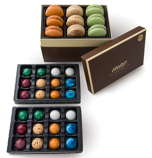 Holiday Gift set combo pack large | Maracons & Bonbons order online